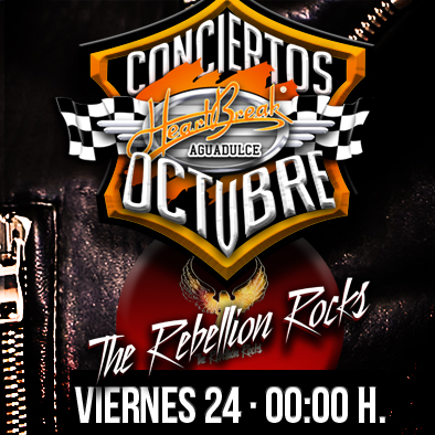 Concierto de The Rebelion Rocks