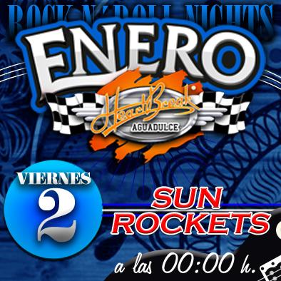 Concierto de Sun Rockets