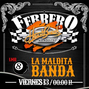 Concierto de La Maldia Banda