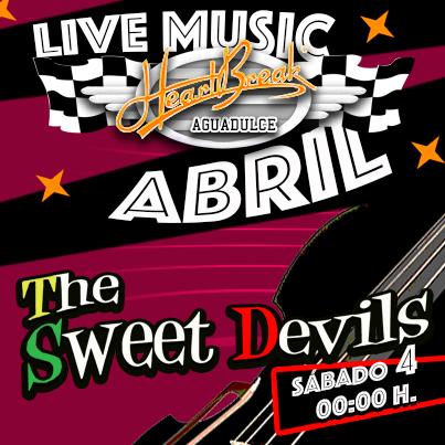 Concierto de Sweet Devils