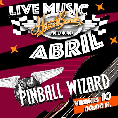 Concierto de Pinball Wizard