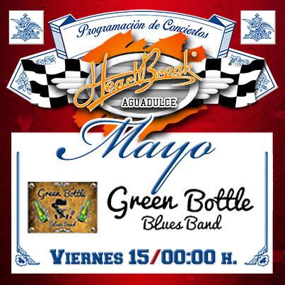 Concierto de Green Bottle Blues Band