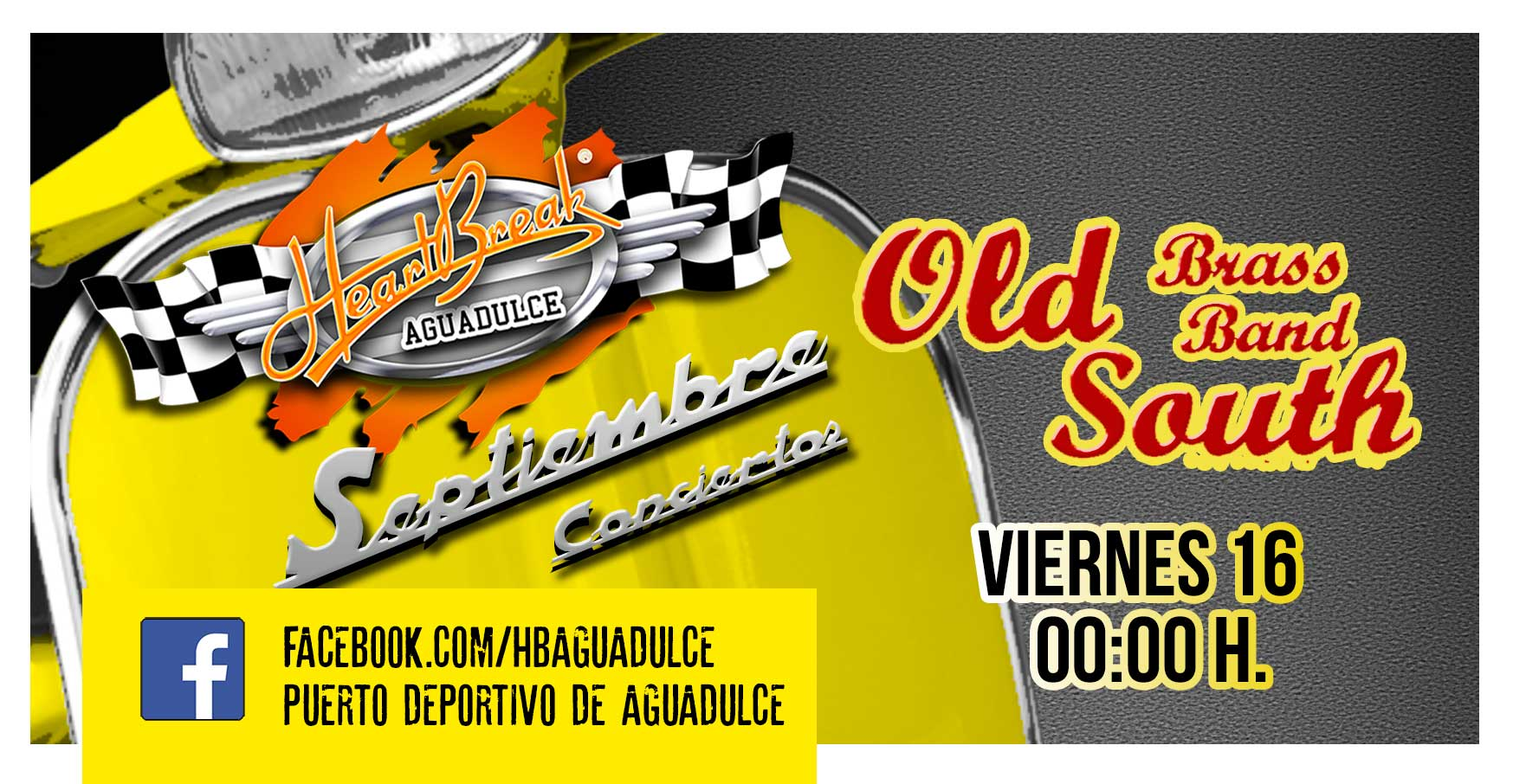 Concierto de Old South Brass Band