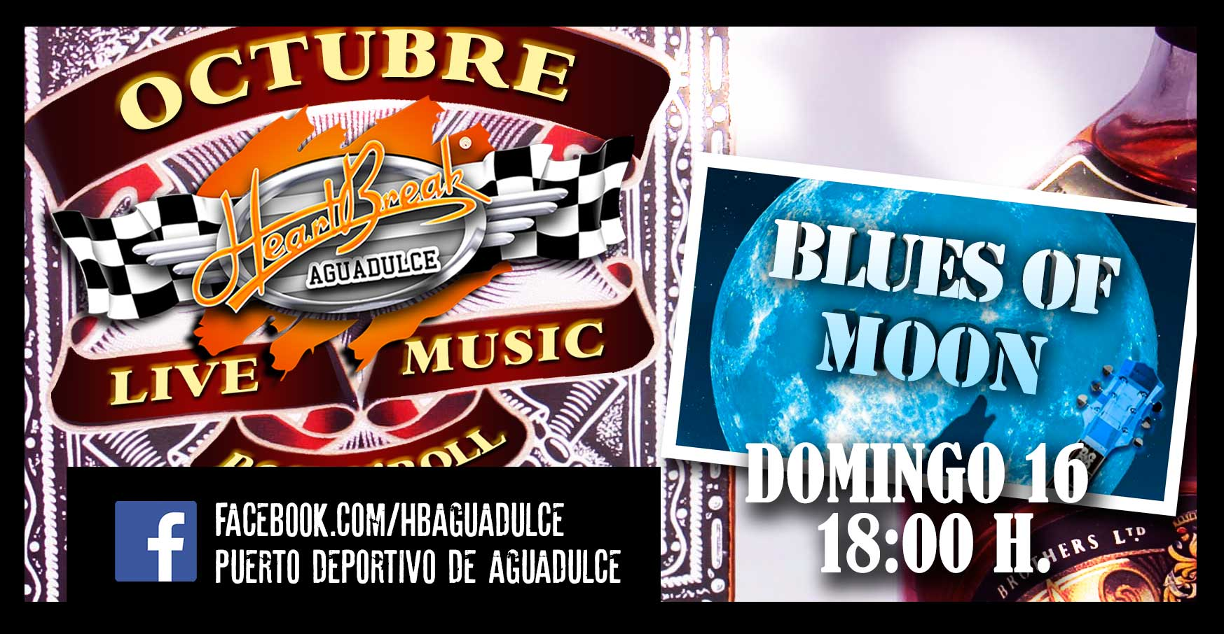 Concierto de Blues of Moon
