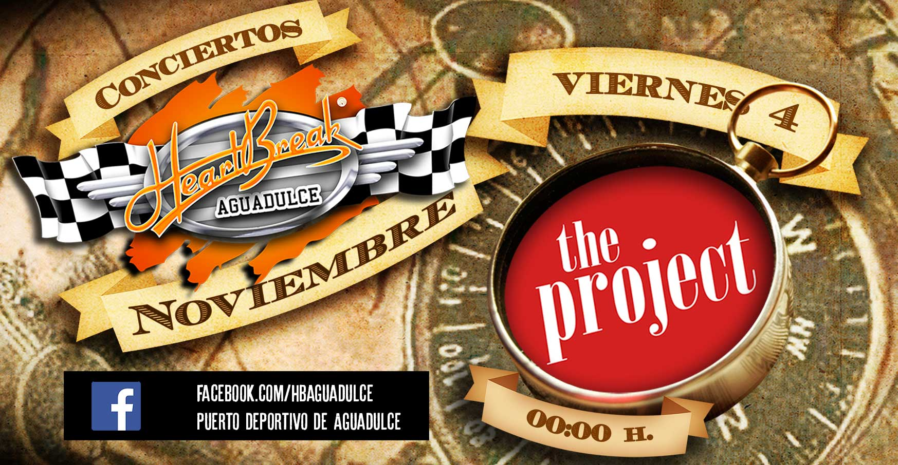 Concierto de The Project