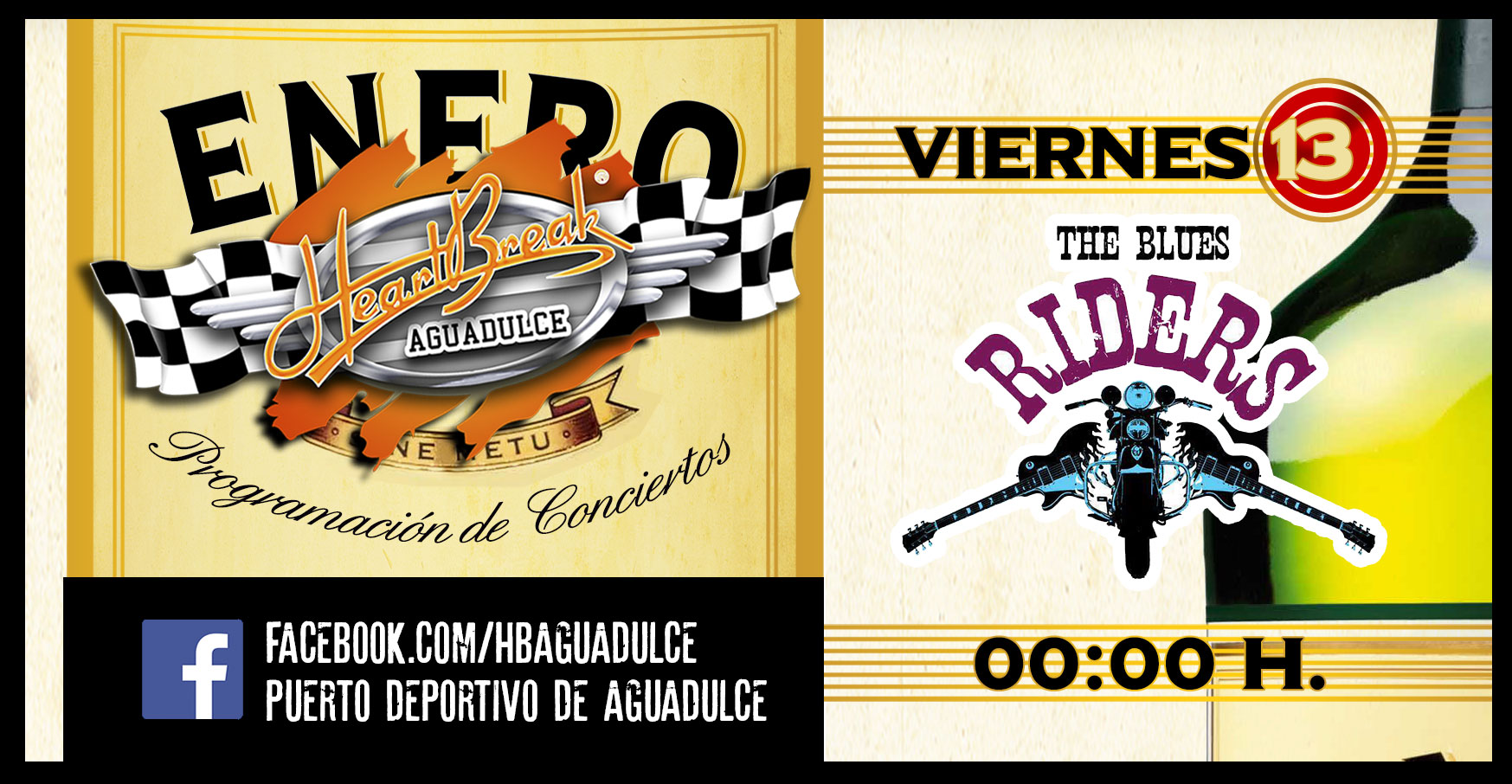 Concierto de The blues riders