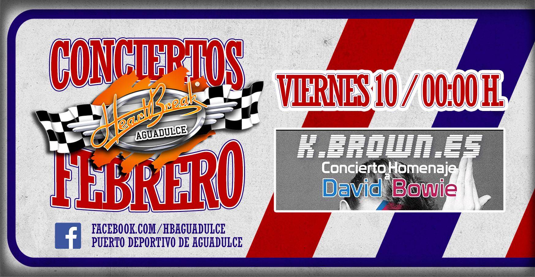 Concierto de k.brown.es