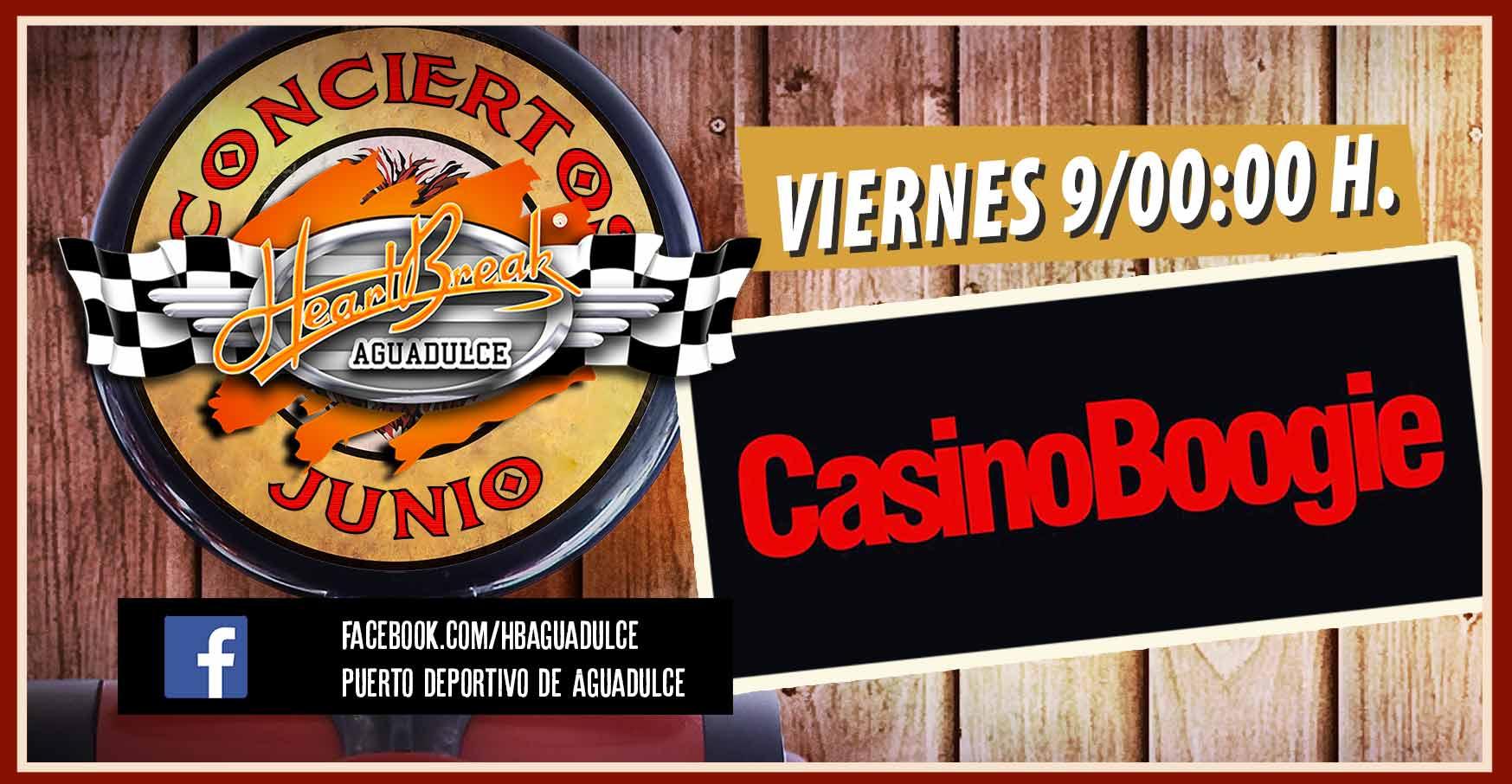 Concierto de Casino Boogie