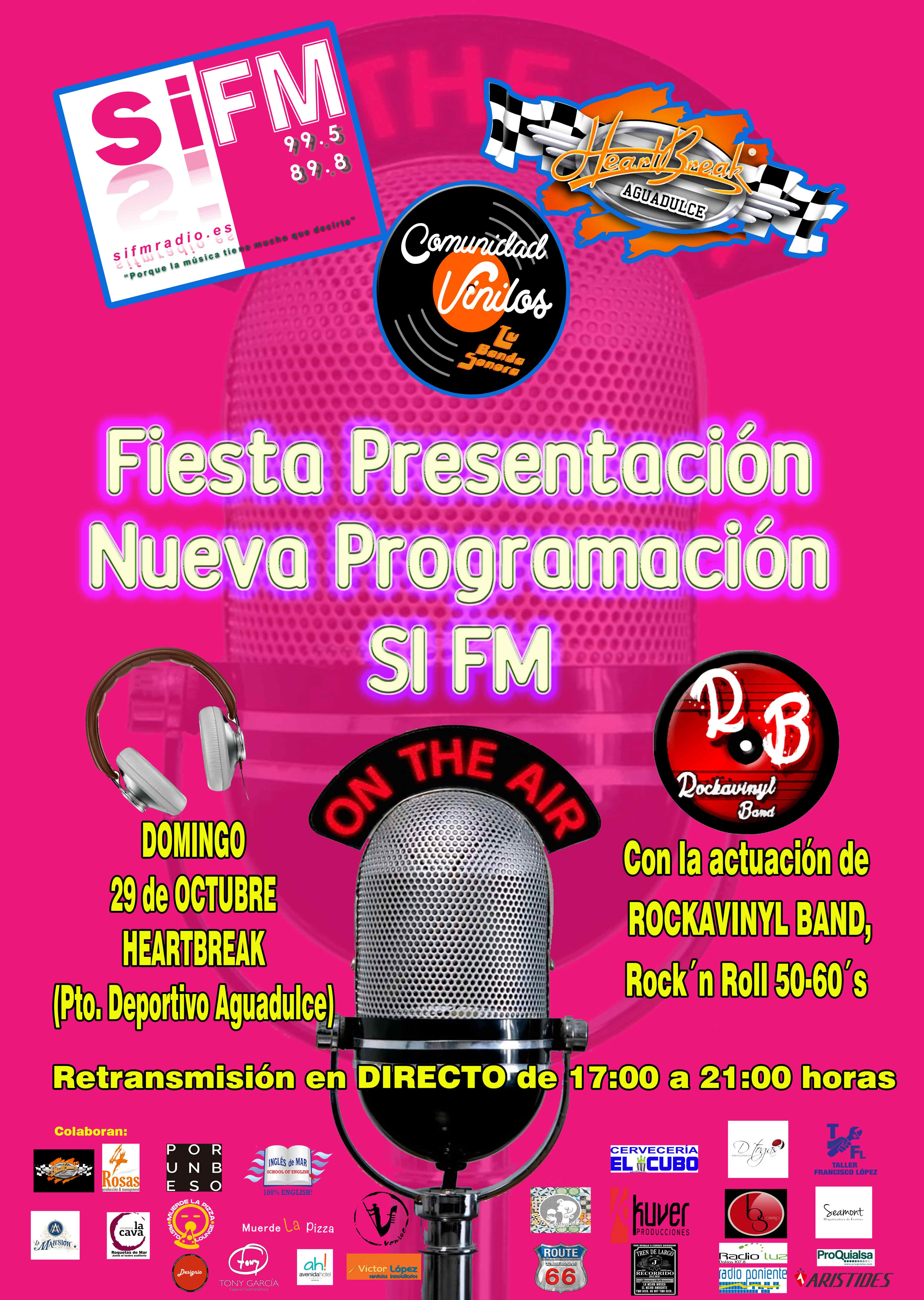 Fiesta SI FM