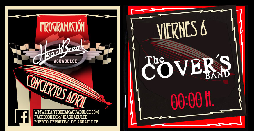 Concierto de The covers