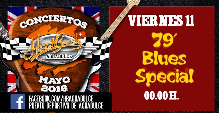 Concierto de 79 Blues Special
