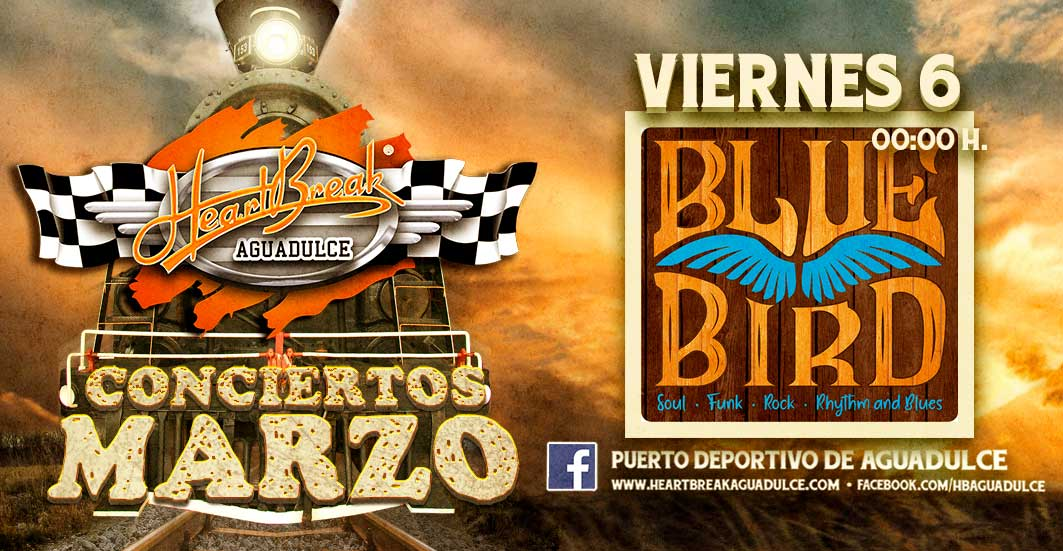 Concierto de Blue Bird Band