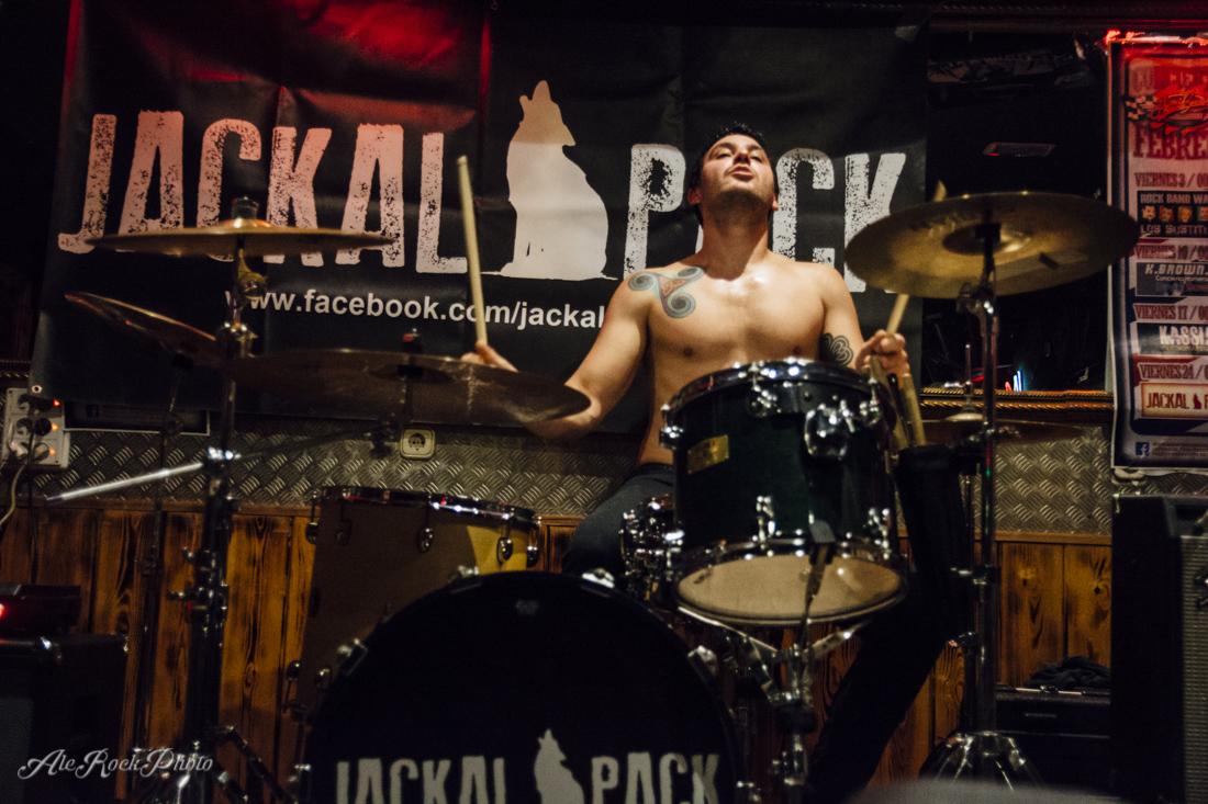 Jackal-Pack